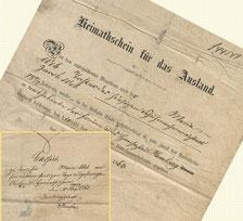 Ahnenforscher Urkundenbeschaffung