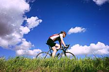 Bewegung Fahrrad fahren Nichtraucher Hypnose Kreislauf