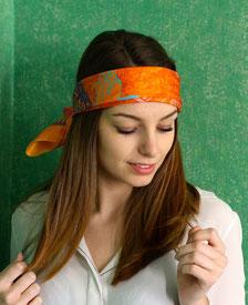 Foulard Hippie Chic résultat