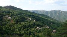 Le hameau de Elze