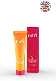 gel viso Navi travel size 15 ml