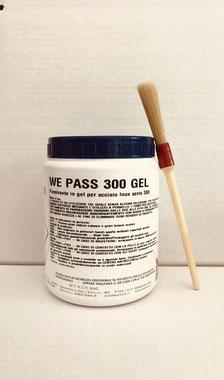 passivante in gel flacone da 1KG acciaio inox