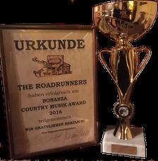 Bonanza Swiss Suiza Schweiz Country Music Musica Musik Award 2016