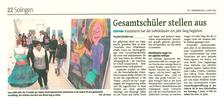 Solinger Tageblatt 4.6.2015