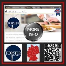 Logo Wolf Forster