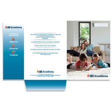 Dirk Van Bun Communicatie & Vormgeving - Grafisch ontwerp - reclame - Lommel - plooimappen