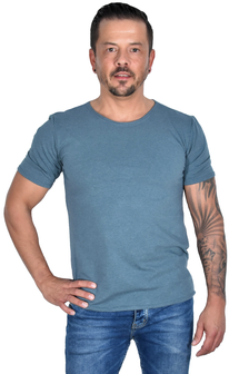 Hacoonshop T-Shirt türkis