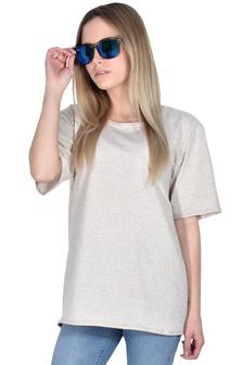 Hacoonshop T-Shirt natur