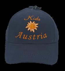 Kappe Kids Austria navy