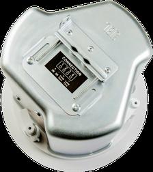 bocinas para plafón, bocina de 70v, conexión de bocinas, control 14