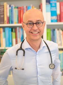 Dr. med. Günther Spahn von TRIMED Mainz - Praxis für integrative Medizin