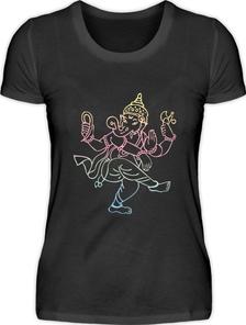 T-Shirt Ganesha rainbow 24,95 EUR
