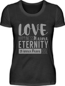 T-Shirt Love Karma 24,95 EUR