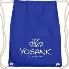 Yoganic Gymbag blue 14,95 EUR