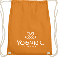 Yoganic Gymbag orange 14,95 EUR