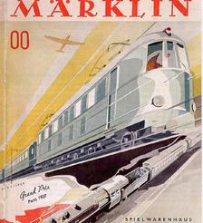 Märklin Katalog 1938 DE