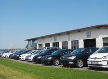 Unfall und Pannenservice im Autohaus Feinaigle im Allgäu, Röthenbach