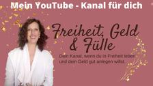 Nicole Wendland Freiheit, Geld & Fülle, YouTube