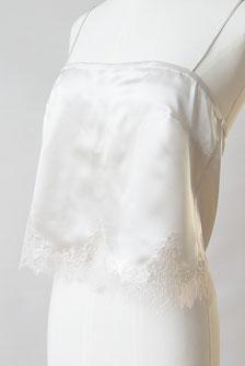 Jennifer Klein Couture Loungewear Lingerie Pyjama Trousers Detox Silk Line Seidenpyjama