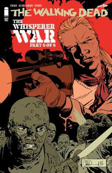 The Walking Dead Comic #162 Español de España