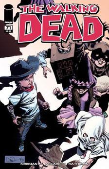 The Walking Dead Comic #71 Español de España