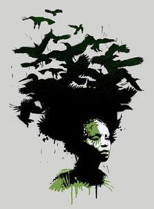 Eelus Raven Haird Gambia