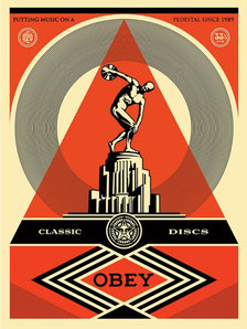 Shepard Fairey Nor Great Men