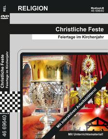 Übersicht über die wichtigsten christlichen Feste und Feiertage