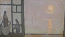 Vincent de Grandi,, exposition de Noël, Géa, peintre vaudois, Birbaum, Bonny, Furet, Dufaux, Goy, De Grandi, Gromaire, Gut, Lépinard, Roulet, Vallet, Vaudou