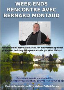 Week-end Rencontre avec Bernard Montaud mai 2021 - annuaire via energetica