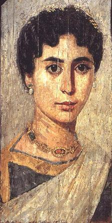 Hypathia • um 160 • British Museum