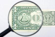 Ein-Dollarnote