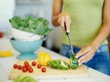 Gemüse und Früchte sind die Basis des Basenfastens