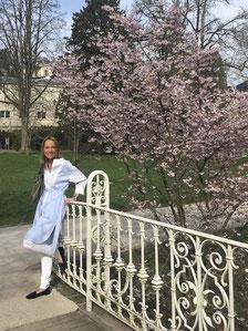 Christinas Daily-Look: total entspannt und unkompliziert wie sie selbst