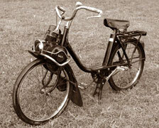 Vélosolex S2200 de 1962
