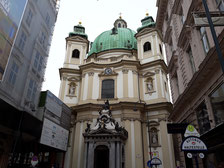 Peterskirche in Wien
