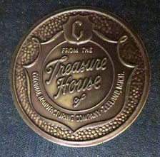 From the Treasure House of Colonial Manufacturing Company - Zeeland Michigan