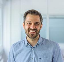 Marketing-Leiter Stephan Brust