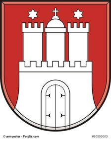 Hamburger Behörden Wappen