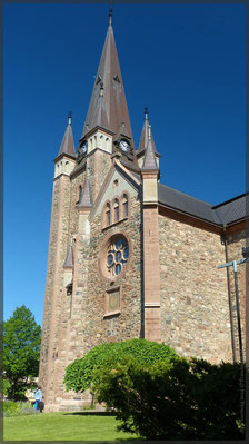 Dom in Mariestad