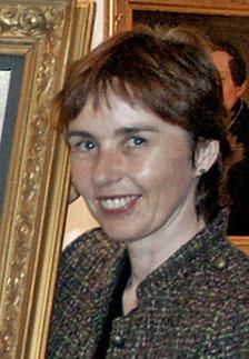 """Katja Altmann 2006. Foto: Redaktion """"die Radeberger"""""""