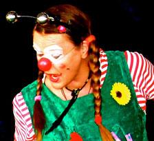 clown seminar Staunen