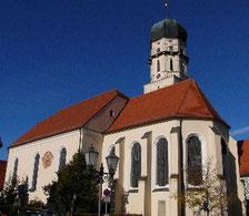 Mariä Himmelfahrt Schongau
