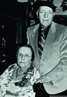 Родители Бродского