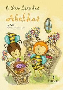 Kinderbuch O Pirulito das Abelhas