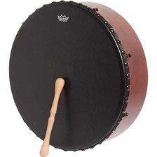 famille des percussions bodhran irlandais