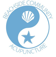 Beachside Community Acupuncture logo