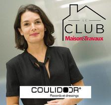 Interview de Coulidoor par Céline Chahi du club Maison & Travaux