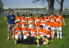 5. Saisonsieg für unser Team