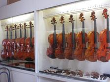 美しいヴァイオリン&ヴィオラ達